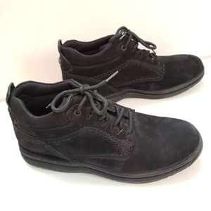 Rockport Black Leather Boot 8 ½W